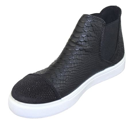 womens trainers ankle chelsea boots sneakers high