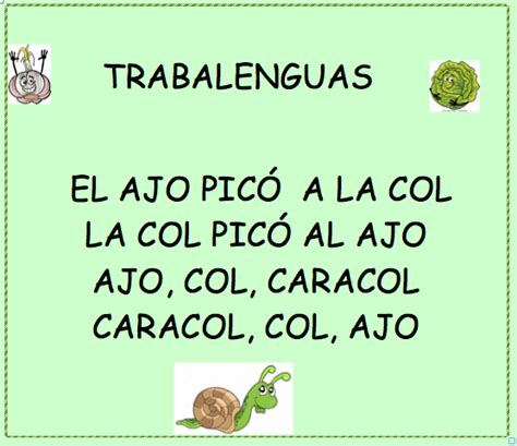 trabalenguas con ll trabalenguas image gallery trabalenguas cortos