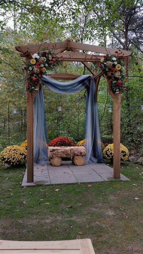 17 best ideas about wedding pergola on wedding decorations weddings and pergola
