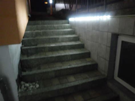 bewegungsmelder treppe lichtleiste au 223 en glas pendelleuchte modern