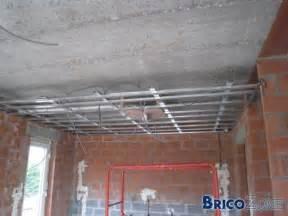 faux plafonds gyproc prix lorsque plac 233 s par un pro