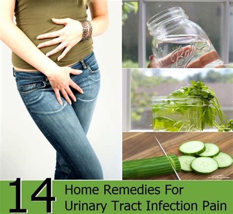 14 excellent home remedies for urinary tract