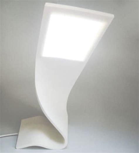 Lamp Designs by Shape It Up Diy Bending Desk Amp Table Lamp Design