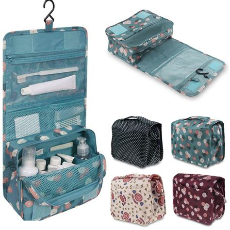 bathroom travel bags hanging toiletry kit bag travel organizer storage pack