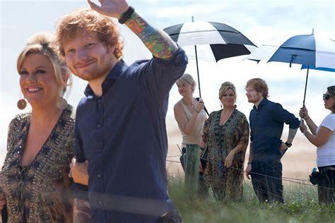 ed sheeran house ed sheeran on home and away mirror online