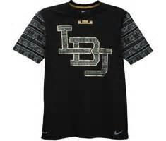 T Shirt Lebron Buy Side nike lebron bhm t shirt sportfits