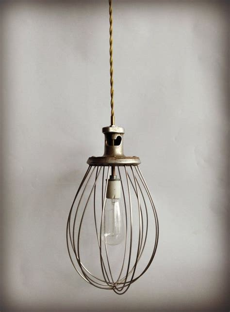 Chic Lighting Fixtures Vintage Pendant L Whisk Industrial Deco Lighting Shabby Chic C