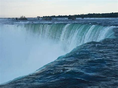 niagara falls boat tour canadian side niagara falls american vs canadian side parenthood and