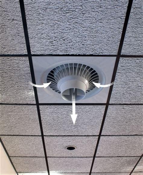 air pear suspended ceiling kit destratification fanair