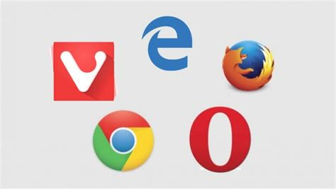 best browser best web browser 6 web browsers tested for features