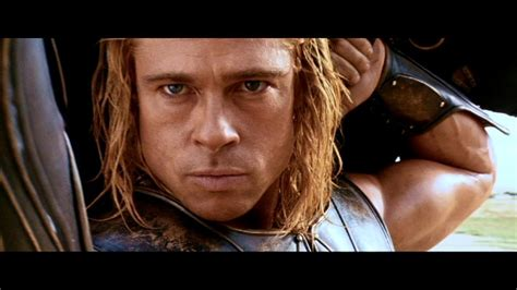 brad pitt achilles achilles troy photo 1728951 fanpop