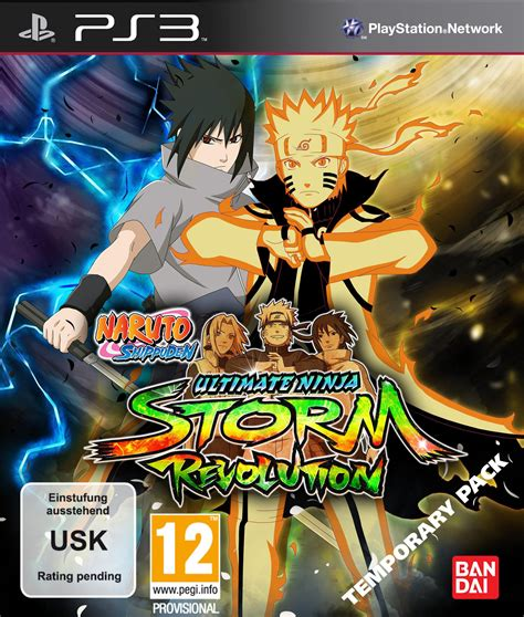 mod game naruto shippuden ultimate ninja storm revolution naruto shippuden ultimate ninja storm revolution windows