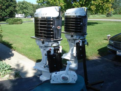 old mercury boat motor parts outboard newer retro styled engines glen l