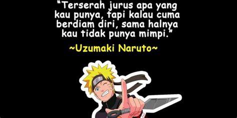 quotes naruto bahasa indonesia katapos