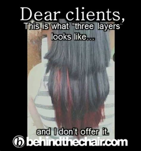 how to style bad layers three layers behindthechair com bad hair pinterest