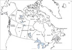 canada map provinces and capitals stuff
