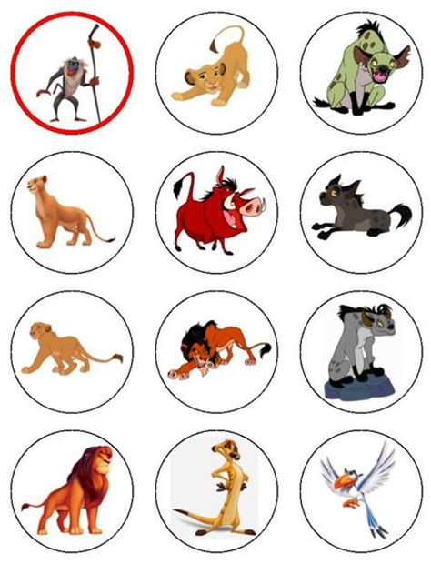 printable lion bookmarks 1000 images about lion king printables on pinterest