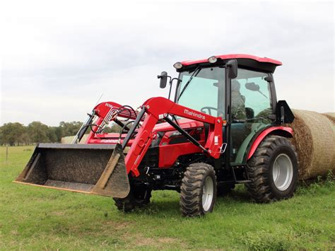 mahindra tractor loader tractordata mahindra announces new compact utility