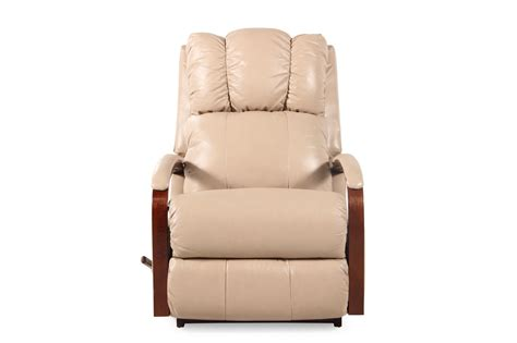 la z boy recliner la z boy harbor town rocker recliner mathis brothers