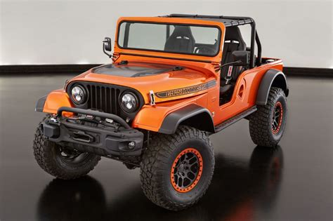 jeep concept 2017 jeep reveals seven concepts for 2017 easter safari