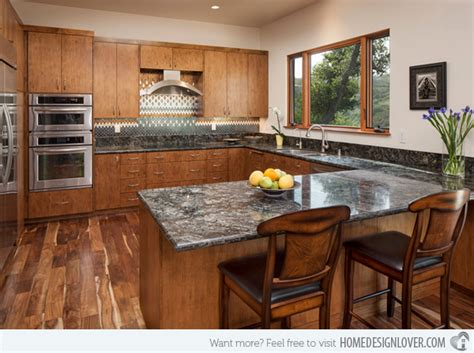 Reico Kitchen Cabinets by 15 Different Granite Kitchen Countertops Decoration For