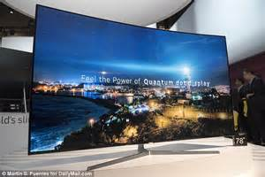 samsung 8k tv ces reveals the future of tvs with transparent screens and 8k resolution daily mail