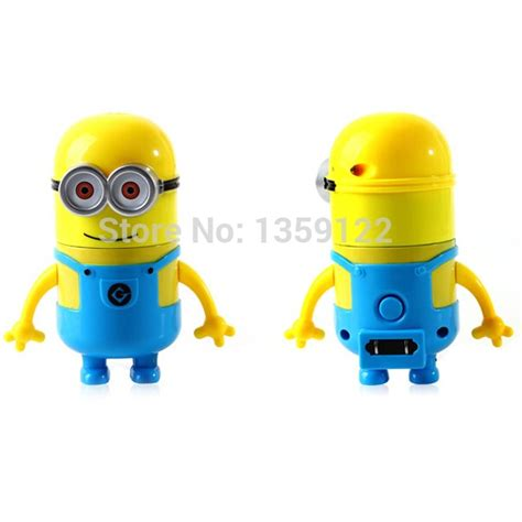 Kipas Angin Minikipas Rechargeable Karakter jual kipas angin mini fan karakter papoy minion despicable