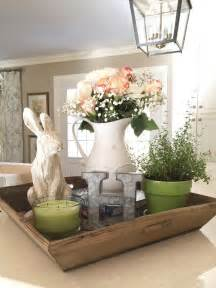 kitchen island centerpiece ideas best 25 easter decor ideas on