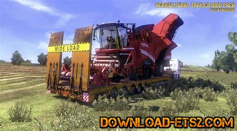 Maxtron New 1s By Melodicell agricultural trailer mod pack v1 1 by satan19990
