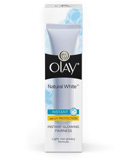 Olay Insta Glowing olay white light instant glowing fairness skin 20g buy olay white light