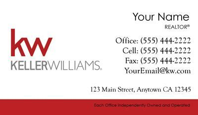 Keller Williams Realty Business Card Templates by 1000 Images About Keller Williams Business Cards On