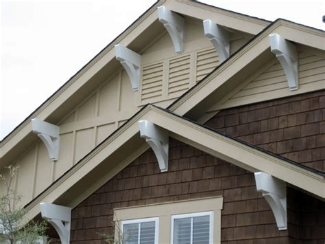 Decorative Exterior Corbels decorative gable brackets images