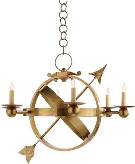 Armillary Chandelier Armillary Sphere Chandelier Traditional Chandeliers By Circa Lighting