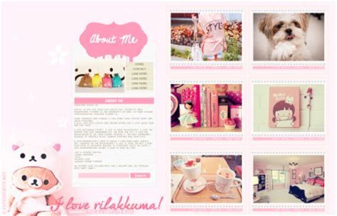 themes tumblr free kawaii image gallery kawaii tumblr themes