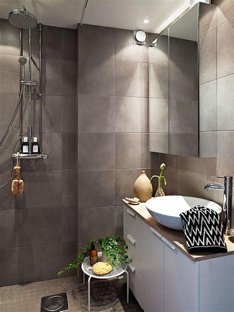 grey brown bathroom tiles ideas  pictures