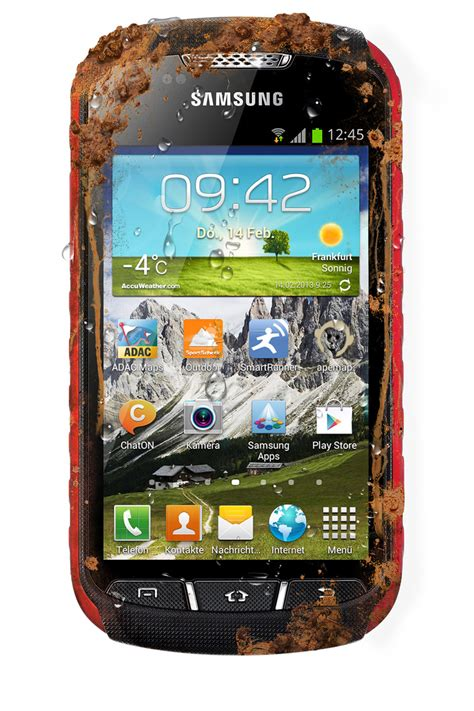 themes for samsung galaxy xcover 2 review samsung galaxy xcover 2 gt s7710 smartphone