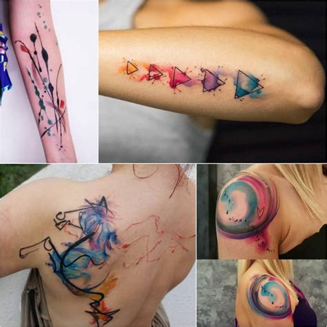 watercolor tattoo upkeep watercolor designs watercolor technique