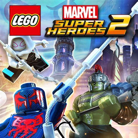 lego marvel super heroes 2 confirmed for nintendo switch lego marvel super heroes 2 2017 nintendo switch box