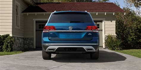vw atlas power  towing specs