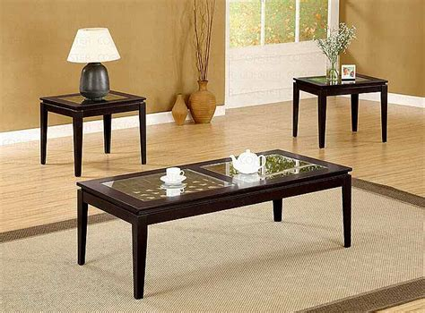 Coffee Table Set by Coffee Table Set Cr700205 Classic