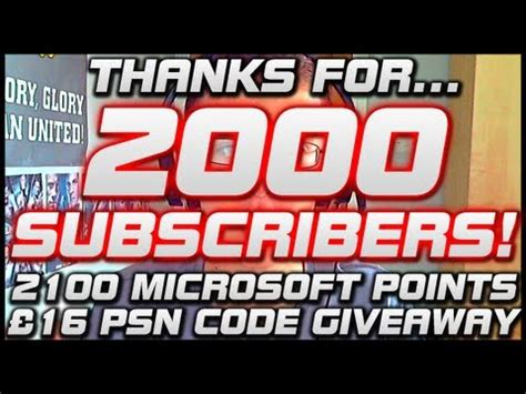 Free Psn Codes Giveaway - ended 2100 microsoft points 163 16 psn code giveaway