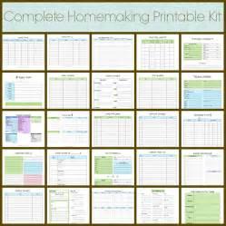 home management binder templates free 8 best images of financial home management binder free