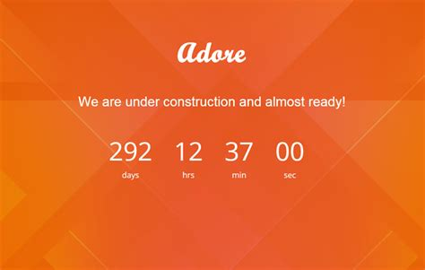 coming soon template html5 bootstrap coming soon web template webthemez