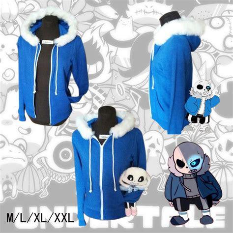 Hoodie Undertale Sans 2 free shipping undertale sans papyrus hoodie coat costume warm zipper winner sweatshirt