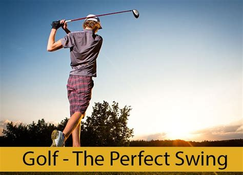 golf the perfect swing hypnotherapy services at my sydney hypnotherapy