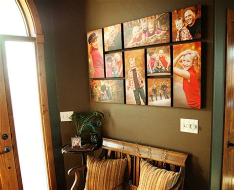 ways to hang pictures 7 creative ways to hang pictures hometone