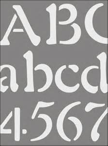stencil lettering templates lettering stencils from the stencil library buy from our