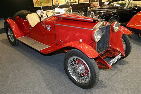 alfa romeo 6c 1500 sports two seater chassis 0111200