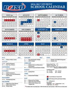 Cms Schools Calendar School Year Calendar 2016 2017 District Calendar