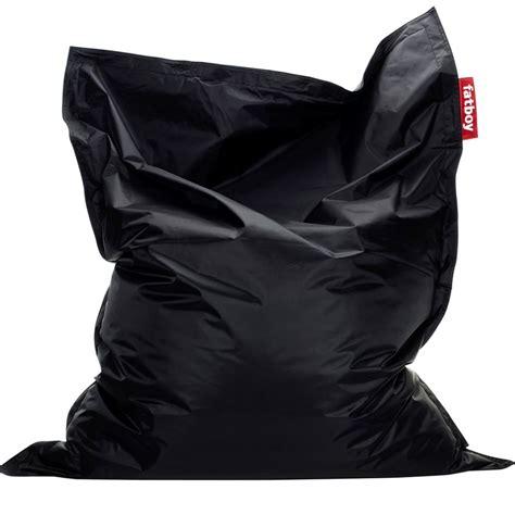 fatboy bean bag usa fatboy bean bag chair fatboy original bean bag black